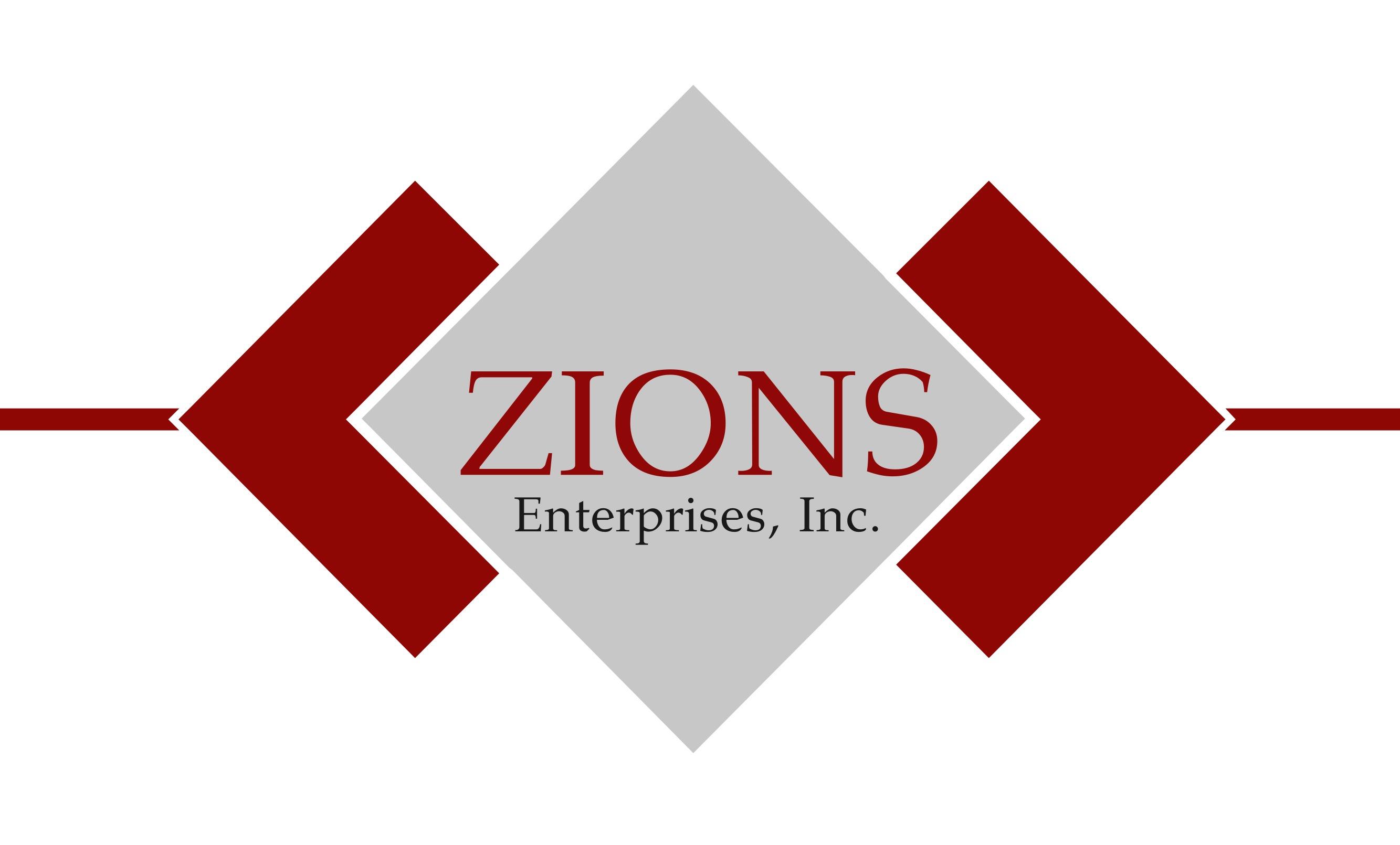 Zions Enterprises, Inc. Logo