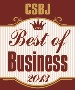 CSBJ Best of Business Icon